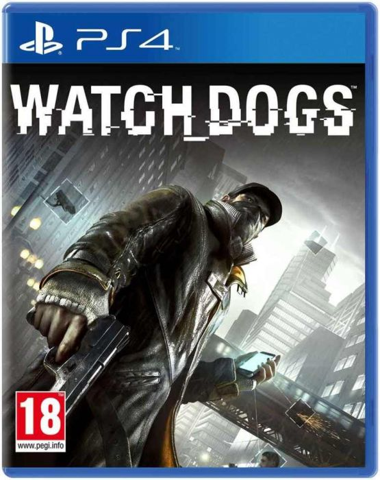 Watch Dogs PS4 (occasion)