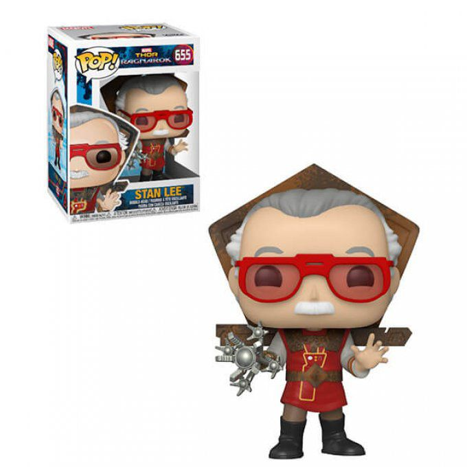 Funko POP Thor Ragnarok Stan Lee 655
