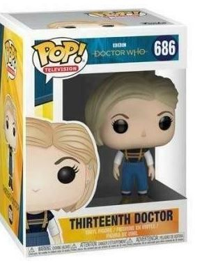Thirteenth Doctor Funko Pop 686 Dr Who
