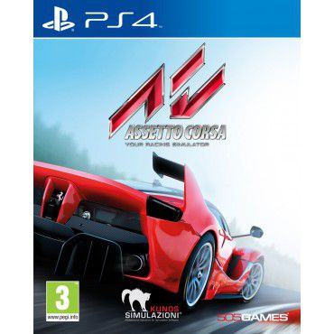 Assetto Corsa PS4 (occasion)