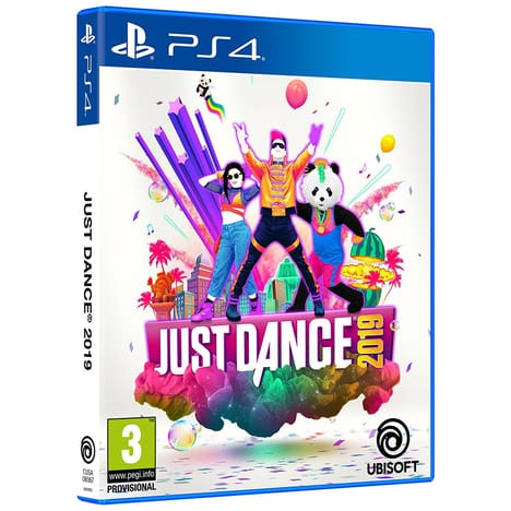 Jeu PS4 Just dance 2019  (occasion)