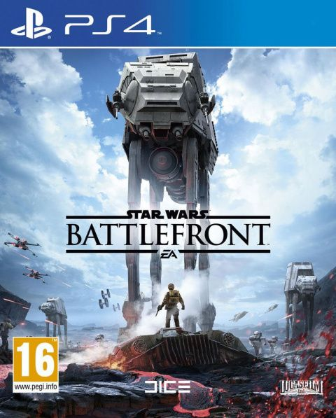 Star Wars Battlefront PS4 (occasion)