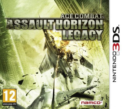 Ace Combat Assault Horizon Legacy Occasion sur 3DS