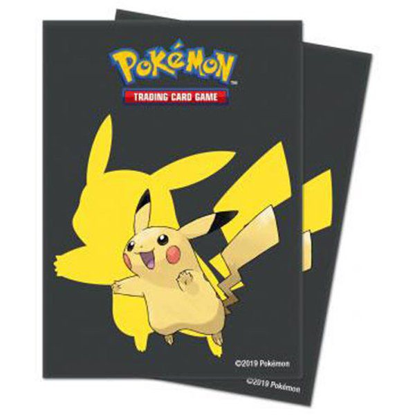 Ultra Pro Pokémon 65 Sleeves Pikachu