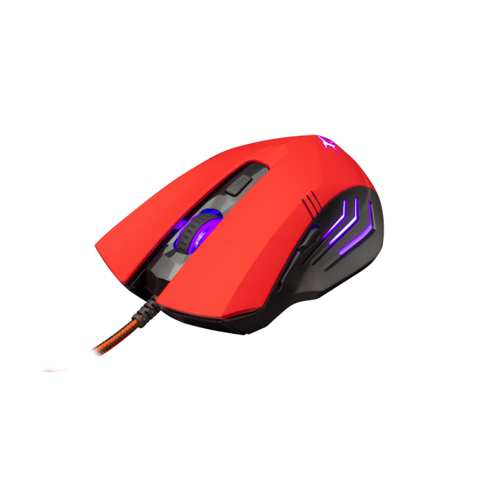 Souris White Shark Gaming - Hannibal 2 Gaming Mouse