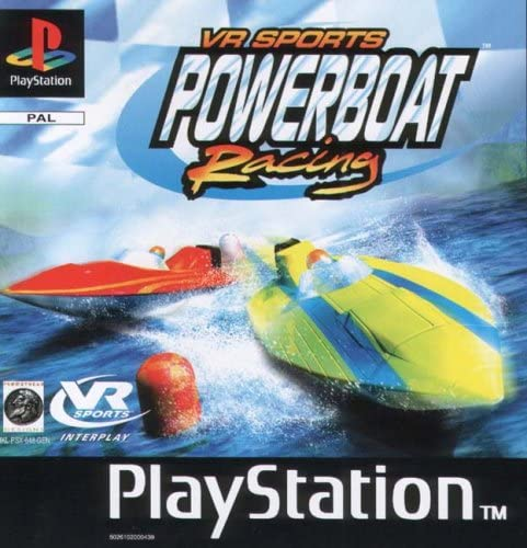 Jeu PS1 VR Sports Powerboat Racing Occasion FR