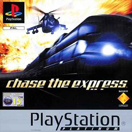Jeu PS1 Chase the Express Platinum Occasion FR