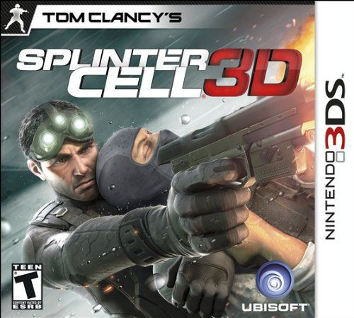 Tom Clancy's Splinter Cell sur 3DS Occasion