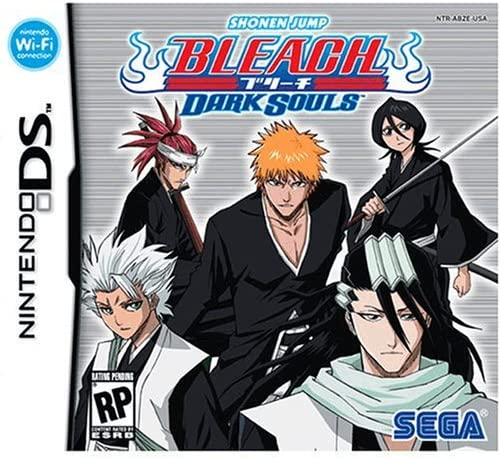 Jeu DS Bleach Dark Souls Occasion