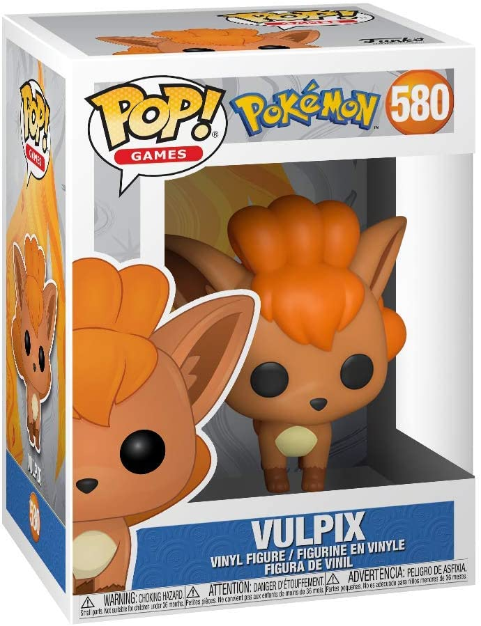 Funko POP Pokemon Vulpix goupix