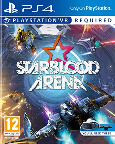Starblood Arena VR PS4 (occasion)
