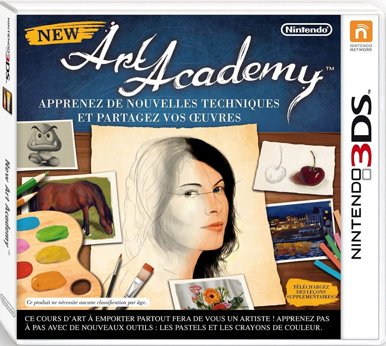 New Art Academy Occasion sur 3DS