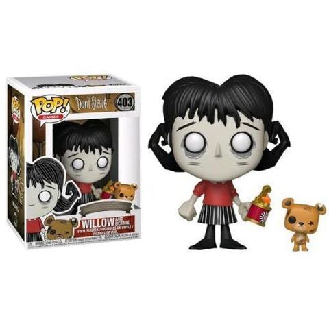 Funko Pop Don't Starve Willow