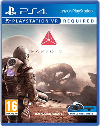 Farpoint PS4 (occasion)