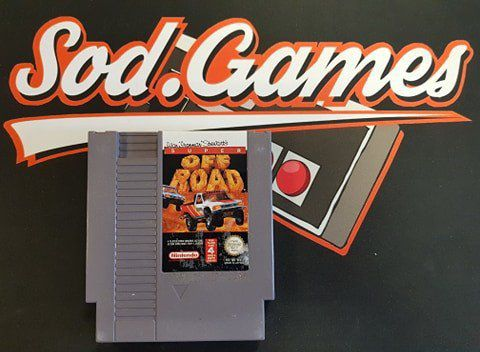 Jeu NES Super Off Road
