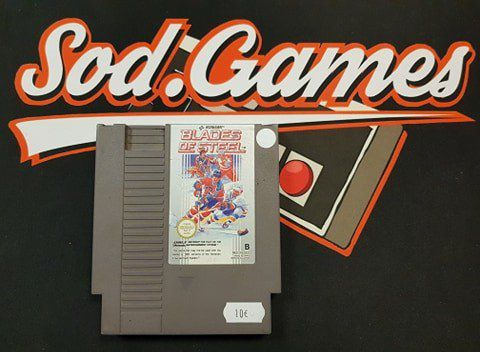 Jeu NES Blades of Steel