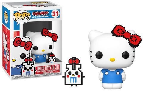 Funko Pop Hello Kitty (8 bit)