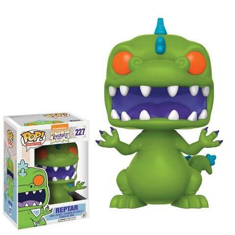 Funko Pop Rugrats Reptar Exclusive