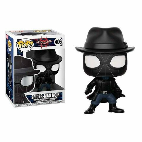 Funko Pop Marvel Spider-Man Noir