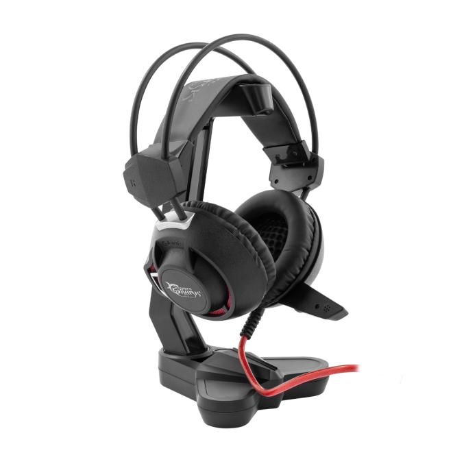 Accessoire casque White Shark Gaming - Totem Headset Stand