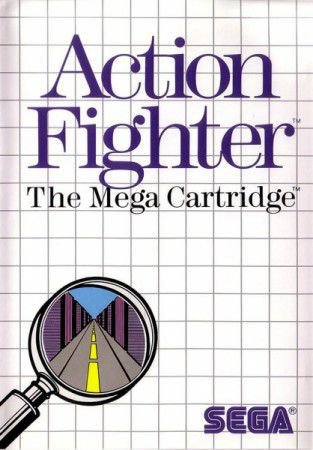 Jeu Master System Action fighter Occasion Multi langues