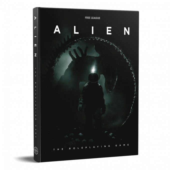 Alien: The Roleplaying Game - Core Rulebook EN