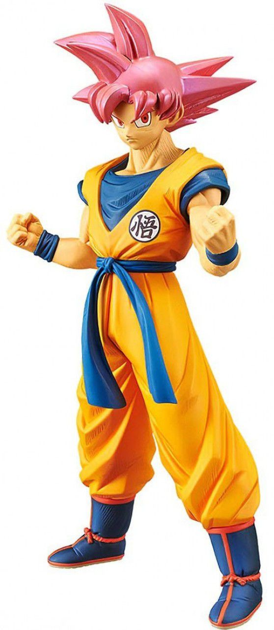 Dragon Ball Super Movie - Figurine Super Saiyan God Son Goku