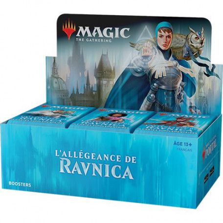 Boite de Draft boosters Français Magic The Gathering L'Allégeance de Ravnica