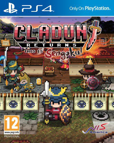 Cladun returns : This is sengoku! PS4 (occasion)