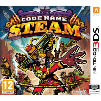 Code Name S.T.E.A.M. 3DS Neuf sur 3DS