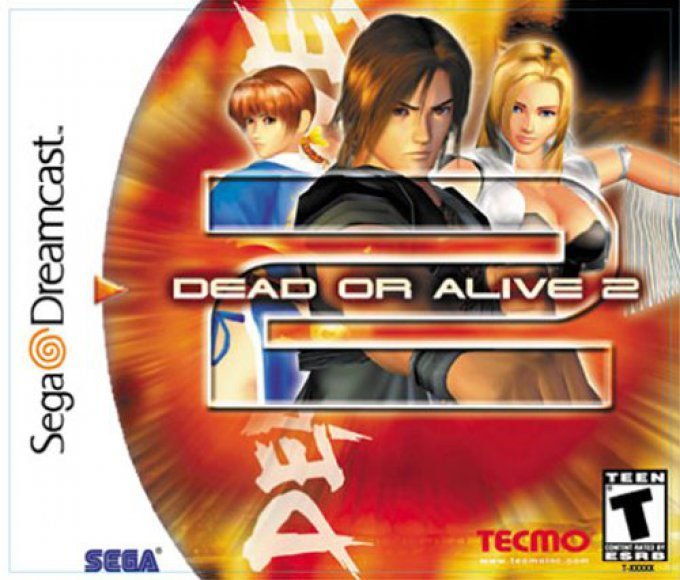 Jeu DreamcastDead or alive 2 Occasion