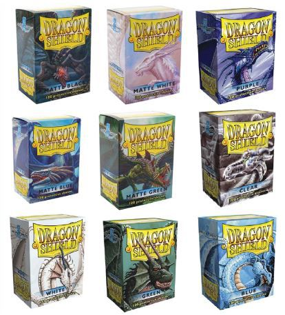 Sleeves - Deck Protector Dragon Shield (100)