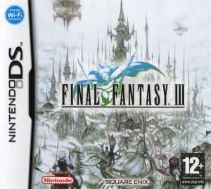 Jeu DS Final Fantasy III Occasion