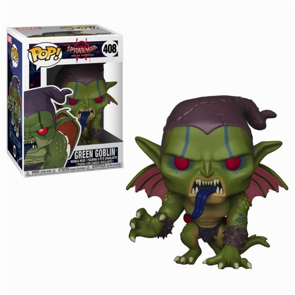 Funko Pop Marvel Green Gobelin
