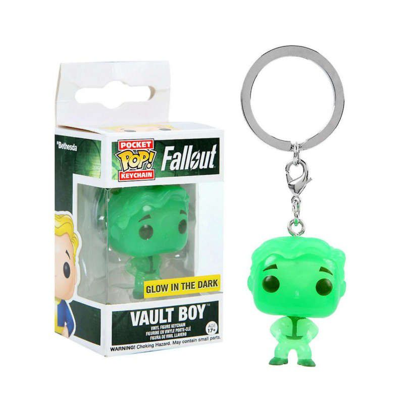 Pocket POP Fallout Vault Boy Glow in the Dark