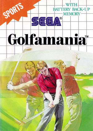 Jeu Master System Golfamania Occasion Multi langues