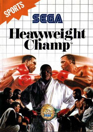 Jeu Master System Heavyweight Champ Occasion Multi langues