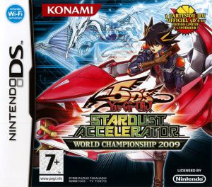 Yu-Gi-Oh! 5D's Stardust Accelerator World Championship 2009 Occasion sur DS
