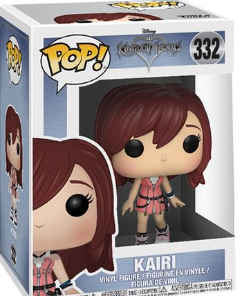 Funko Pop Kairi 332 Kingdom Hearts
