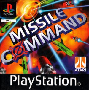 Jeu PS1 Missile Command Occasion FR