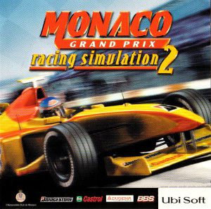 Jeu Dreamcast Monaco Grand Prix Racing Simulation 2 Occasion Multi Langues