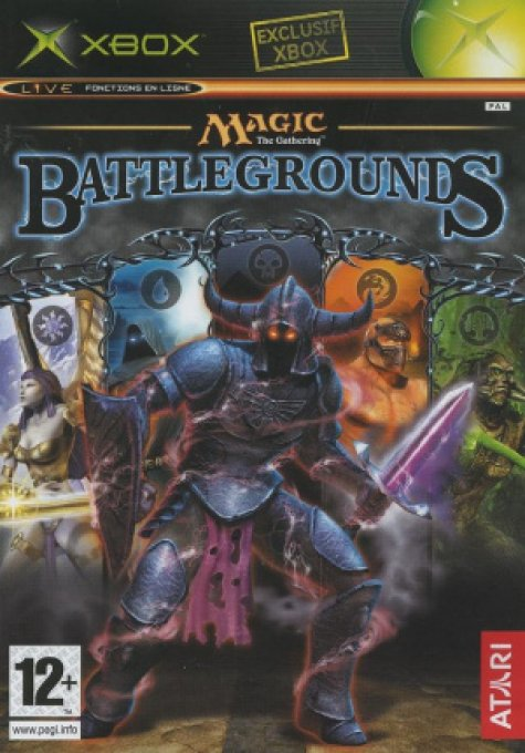 Jeu XBOX Magic The Gathering : Battlegrounds