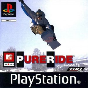 Jeu PS1 MTV Sports Pure Ride Occasion Multi Langues