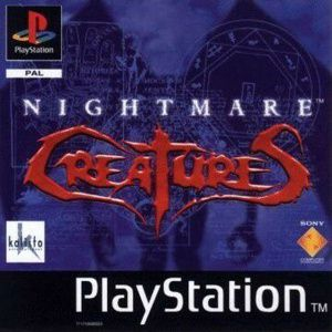 Jeu PS1 Nightmare Creatures Occasion FR