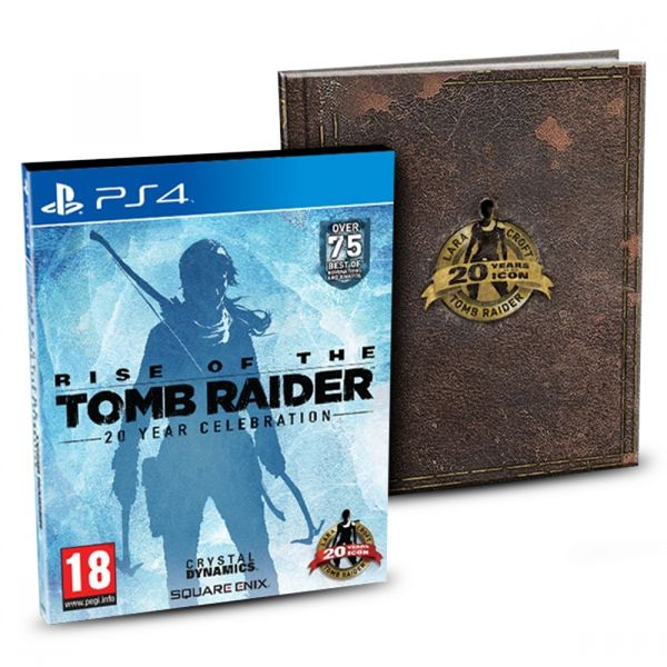 Rise of Tomb Raider 20ème anniversaire PS4 (occasion)