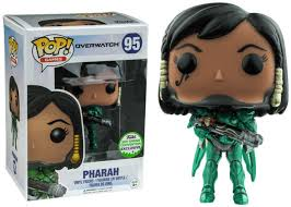 Funko Pop Overwatch Pharah 2017 spring convention 95