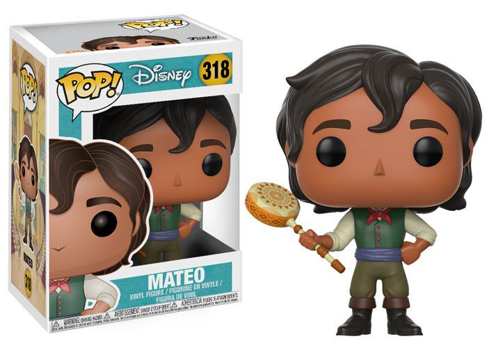 Funko Pop Disney Mateo