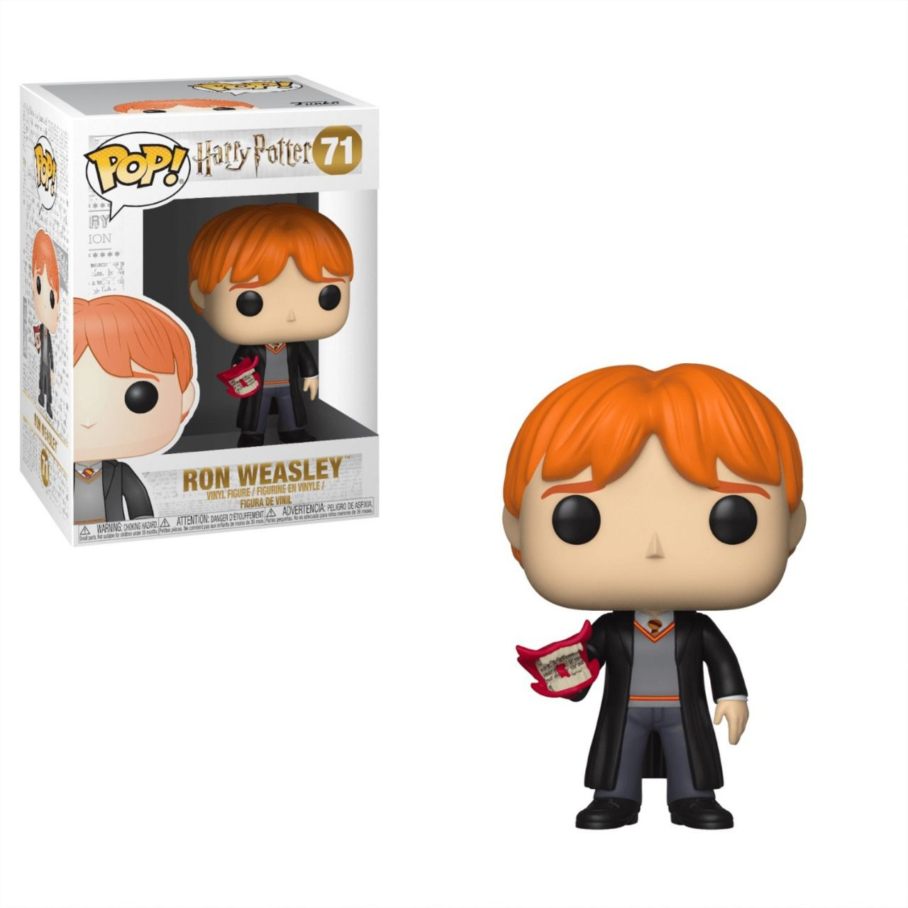 Funko POP Harry Potter Ron Weasley - 71