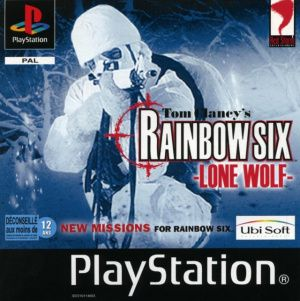 Jeu PS1 Rainbow Six Lone Wolf Occasion FR