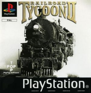 Jeu PS1 Railroad Tycoon II Occasion FR